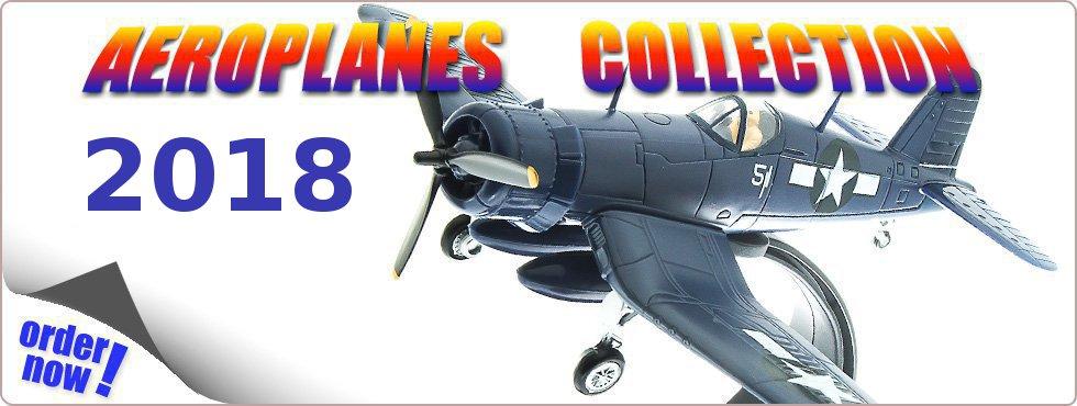 Airplane models
