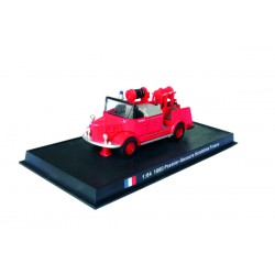 Premier-Secours Hotchkiss - 1960 die-cast model 1:64