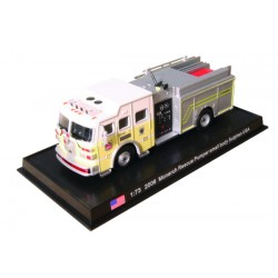 Monarch Rescue Pumper small body Sutphen - 2006 die-cast model 1:73