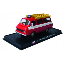 Skoda Taz 1203 - 1981 die-cast model 1:43