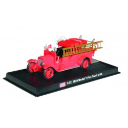 Model T Fire Truck - 1926 die-cast model 1:72
