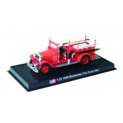 Studebaker Fire Truck - 1982 die-cast model 1:72