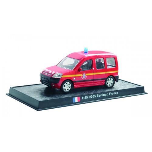 Berlingo - 2005 die-cast model 1:45