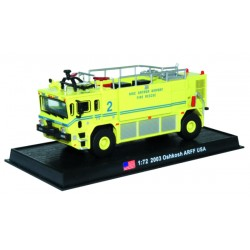 Oshkosh ARFF - 2003 die-cast model 1:72