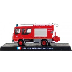 SIDES PSE 1000 - 2001 die-cast model 1:64