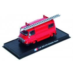 CTU Estafette - 1970 die-cast model 1:43
