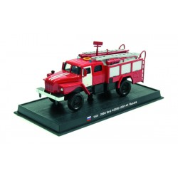 Ural 43206-1551-41 - 2004 die-cast model 1:64