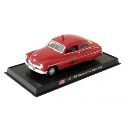 Mercury Fire Chief - 1949 die-cast model 1:43