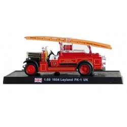 Leyland FK-1 - 1934 die-cast model 1:50