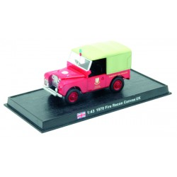 Fire Recon Canvas - 1970 die-cast model 1:43