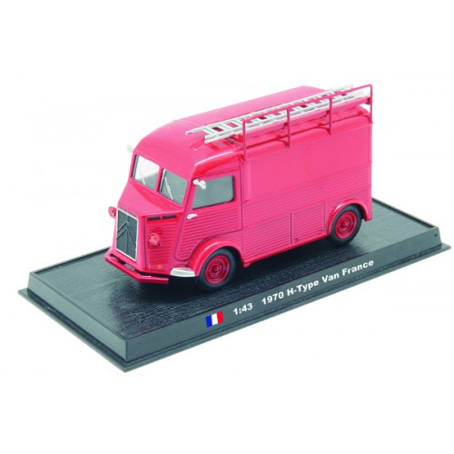 Citroen Type H - 1970 die-cast model 1:43
