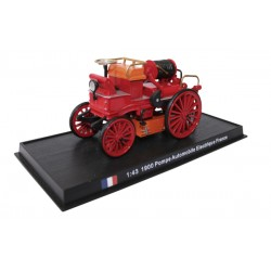 Pompe Automobile Electrique France - 1900 die-cast model 1:43