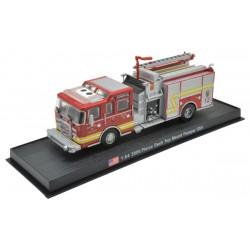 Pierce Dash Top Mount Pumper 2006 die-cast Fire Truck Model 1:64