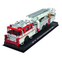Seagrave Aerialscope Ladder die-cast Fire Truck Model 1:64