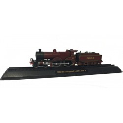 MR 'Compound' 4-4-0 No. 1000 - 1902 Diecast Model 1:76 Scale