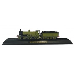 LSWR 'T9' 4-4-0 No. 117 – 1899 Diecast  Model 1:76 Scale
