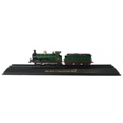 SECR 'C' Class 0-6-0 No. 592 - 1902 Diecast Model 1:76 Scale