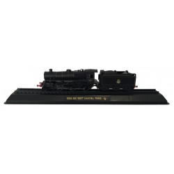 BR '4MT' 2-6-0 No. 76066 - 1956 Diecast Model 1:76 Scale