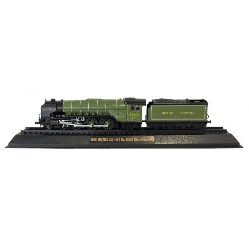 BR (NE) 'A2' 4-6-2 No. 60532 Blue Peter - 1948 Diecast  Model 1:76 Scale
