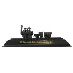 Stockton & Darlington Locomotion No.1 - 1825 Diecast Model 1:76 Scale