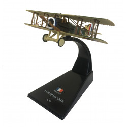 SPAD S.XIII die-cast Model 1:72
