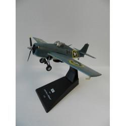 F4F-4 'Wildcat' die-cast Model 1:72