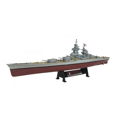 Richelieu 1940 - 1:1000 Ship Model