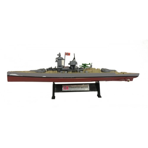 Admiral Graf Spee 1939 - 1:1000 Ship Model