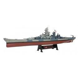 USS Iowa 1944 - 1:1000 Ship Model