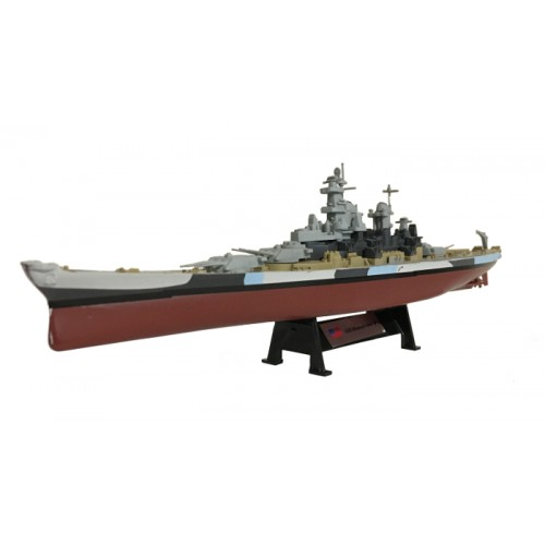USS Missouri 1944 - 1:1000 Ship Model