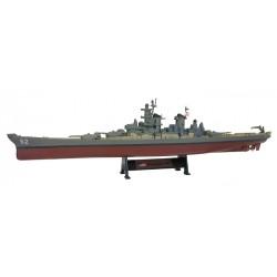 USS New Jersey 1945 - 1:1000 Ship Model