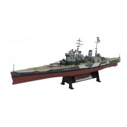HMS Howe 1942 - 1:1000 Ship Model