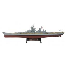 USS Wisconsin 1945 - 1:1000 Ship Model