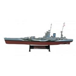 HMS Rodney - 1942 - 1:1000 Ship Model