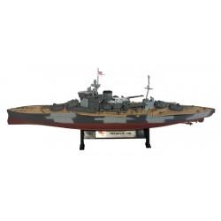 HMS Warspite - 1942 - 1:1000 Ship Model