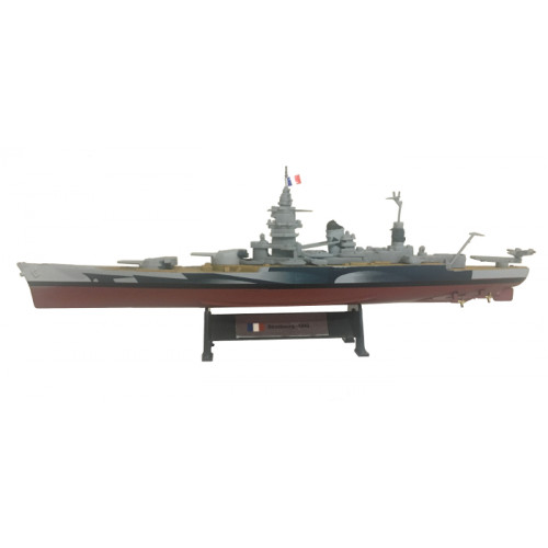 Strasbourg 1943 - 1:1000 Ship Model