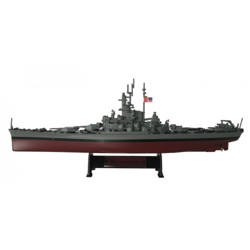 USS Massachusetts (BB-59) 1941 - 1:1000 Ship Model