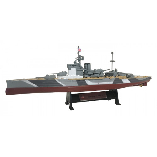 HMS Queen Elizabeth 1943 - 1:1000 Ship Model