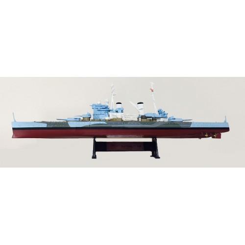 King George V 1943 - 1:1000 Ship Model