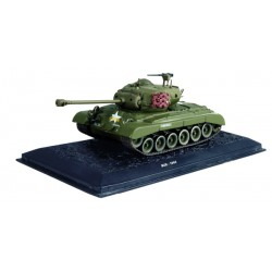 M26 Pershing - 1945 die-cast model 1:72