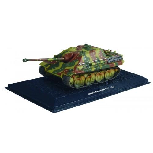 Jagdpanther (SdKfz 173) - 1944 die-cast model 1:72