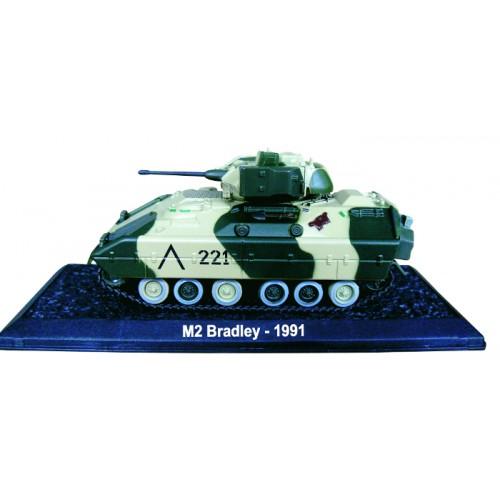 M2 Bradley - 1991 die-cast model 1:72