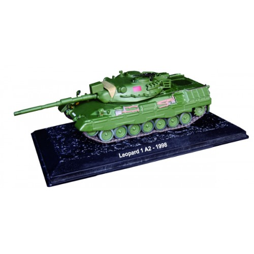 Leopard 1 - 1998 die-cast model 1:72