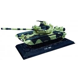 T-72 - 1981 die-cast model 1:72
