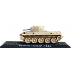 Cromwell Mk IV UK - 1944 die-cast model 1:72