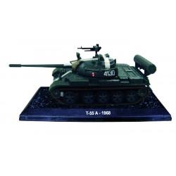 T-55 - 1968 die-cast model 1:72