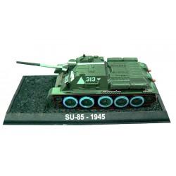 SU-85 - 1945 die-cast model 1:72