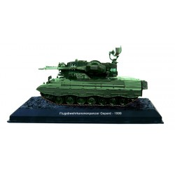 Flakpanzer Gepard - 1999 die-cast model 1:72