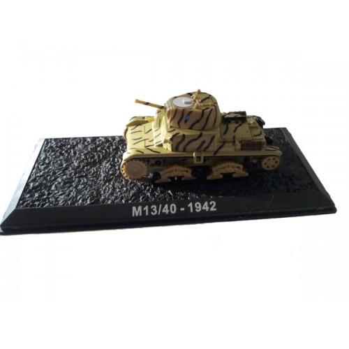 M13/40 - 1942 die-cast model 1:72