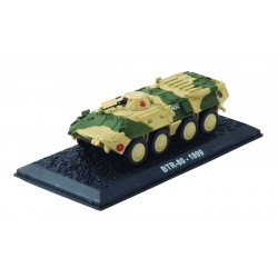 BTR-80 - 1999 die-cast model 1:72